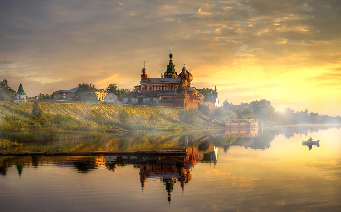 Một nước Nga hoài cổ và bình yên mà bạn sẽ chẳng thể nào hiểu được bằn