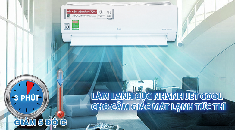 Điều hòa LG 24000BTU