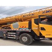 Cho thuê xe cẩu 15 tấn tại Bình Dương