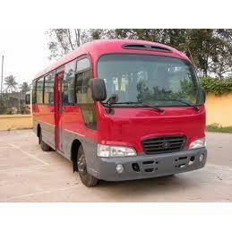 Cho thuê xe du lịch 29 chỗ ở Đồng Nai