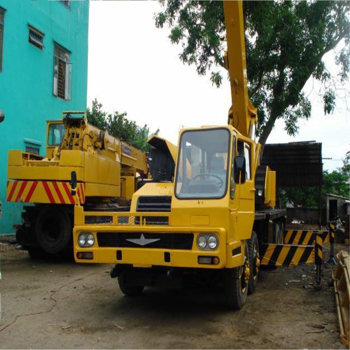 Cho thuê xe cẩu tại huyện Cần Giờ tp Hồ Chí Minh