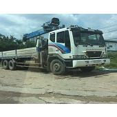 Cho thuê xe Cẩu tại Tân Uyên Bình Dương