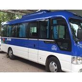 Cho thuê xe du lịch 29 chỗ ở Vũng Tàu