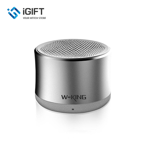 Loa bluetooth kim loại 3W W-King W7