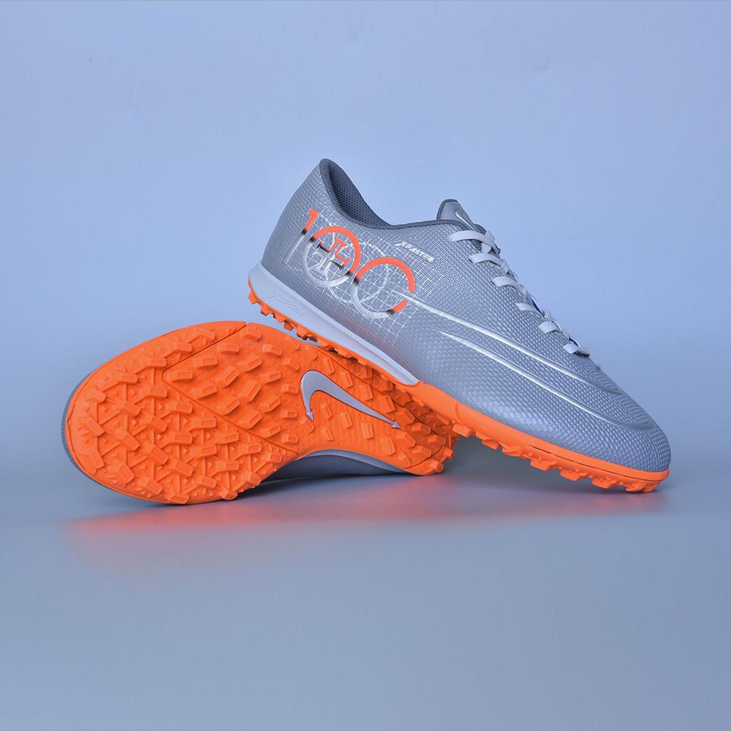 Giày đá bóng Xfaster CR7-100 - Xám