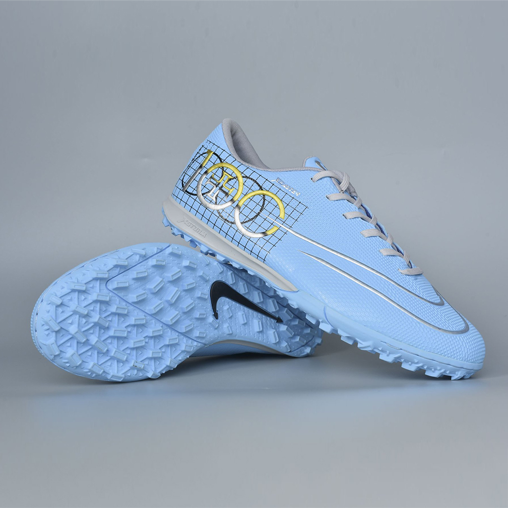 Giày đá bóng Xfaster CR7-100 - Xanh Lơ