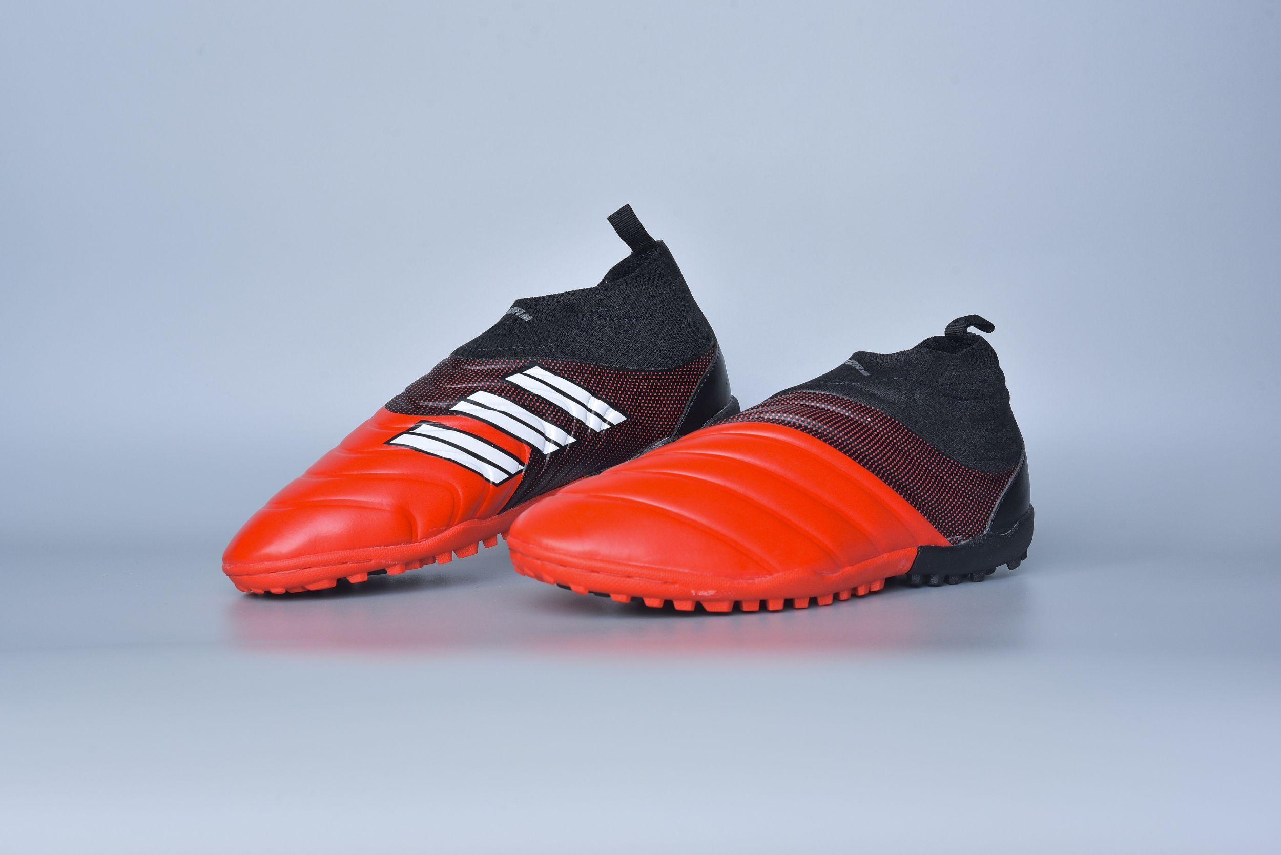 Giày đá bóng xfaster Copa không dây - Đỏ/Đen