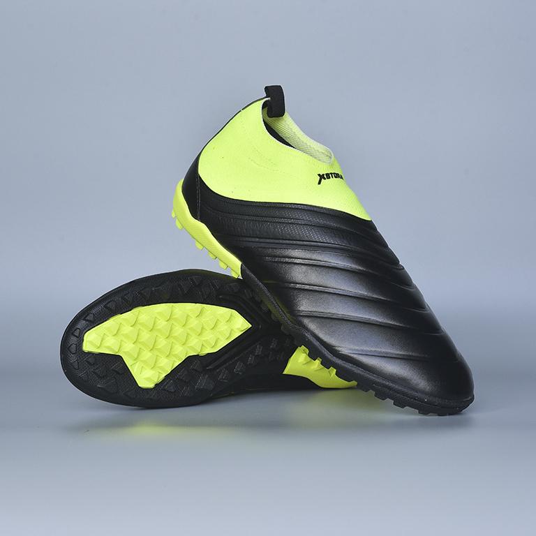 Giày đá bóng xfaster Copa không dây - Đen/Chuối