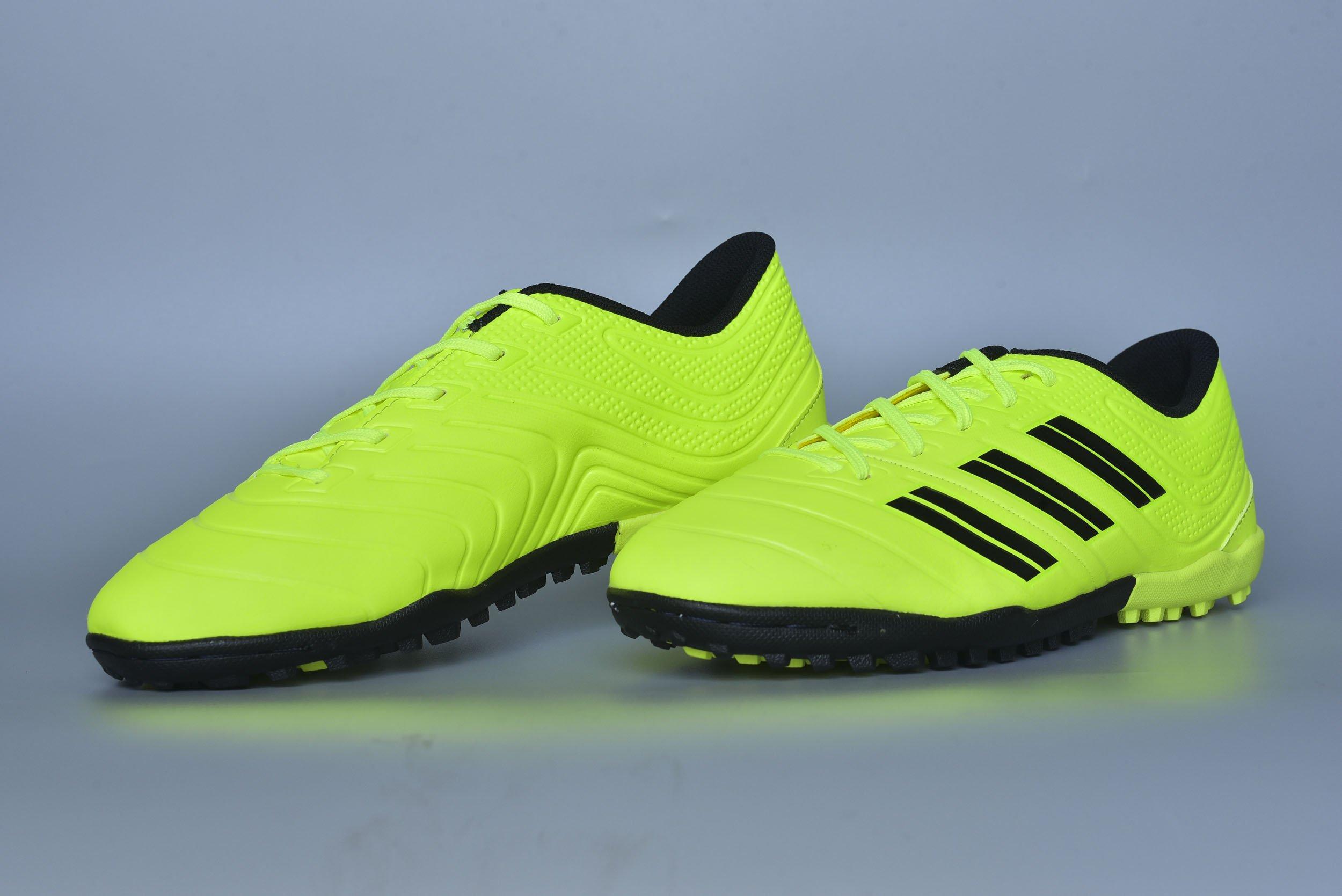 Giày đá bóng Xfaster Copa Chuôi/Sọc Đen