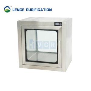<b><big>Pass Box LENGE-500SP</big></b><br><b>Khóa điện tử</b><br><b>KT trong: 500*500*500</b><br><b>KT ngoài: 720*560*740</b><br>Đèn UV<br><b>Tùy chỉnh thời gian UV, liên động</b>