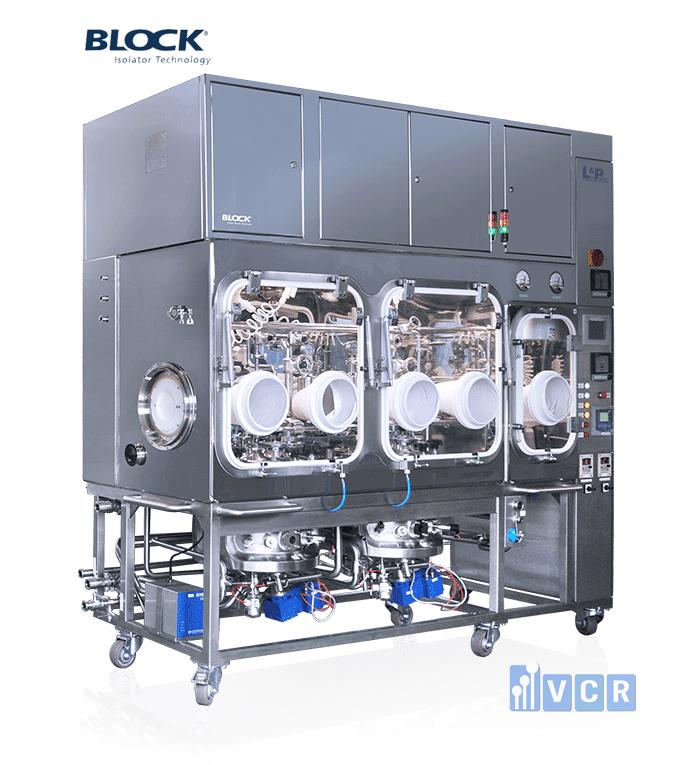 Tủ cách ly Isolator thiết kế theo yêu cầu - Customized isolator