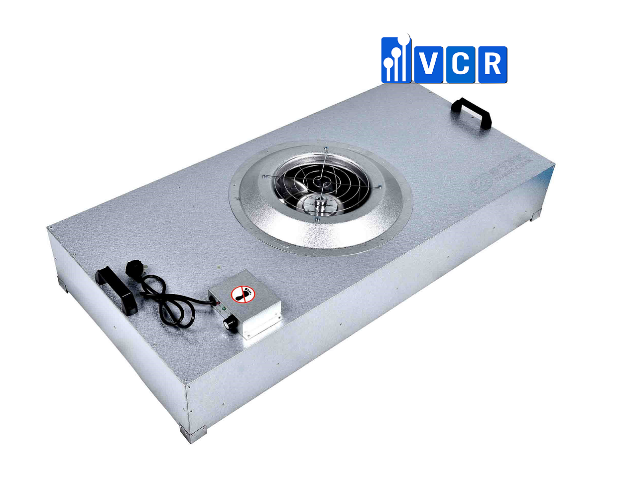Fan Filter Unit - FFU Thép Mạ Kẽm