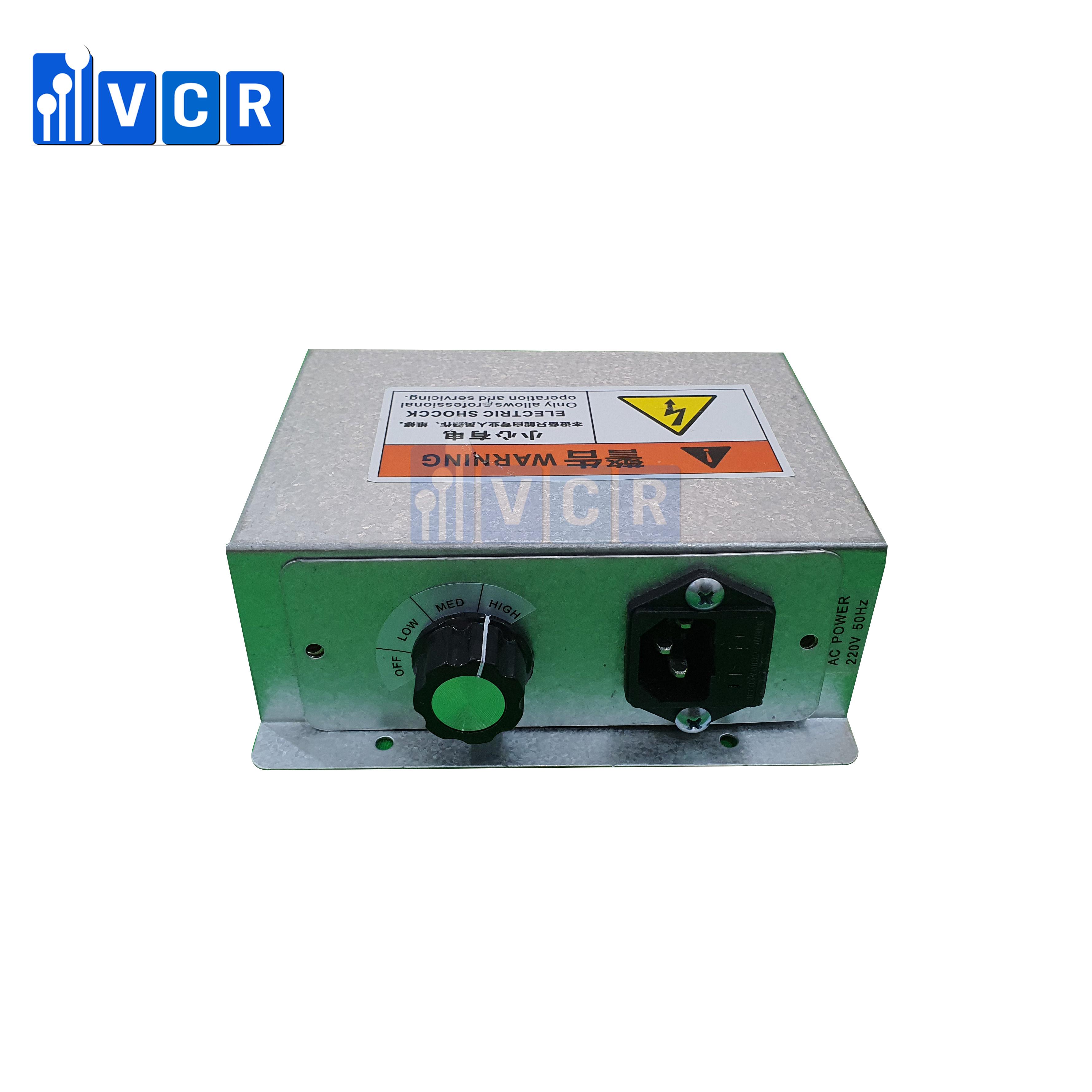 Hộp công tắc và Nguồn FFU - Fan Filter Unit
