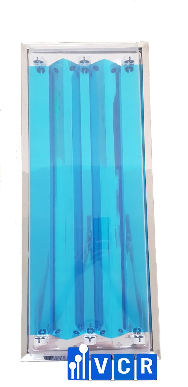 Máng đèn phòng sạch 600mm - 3 bóng