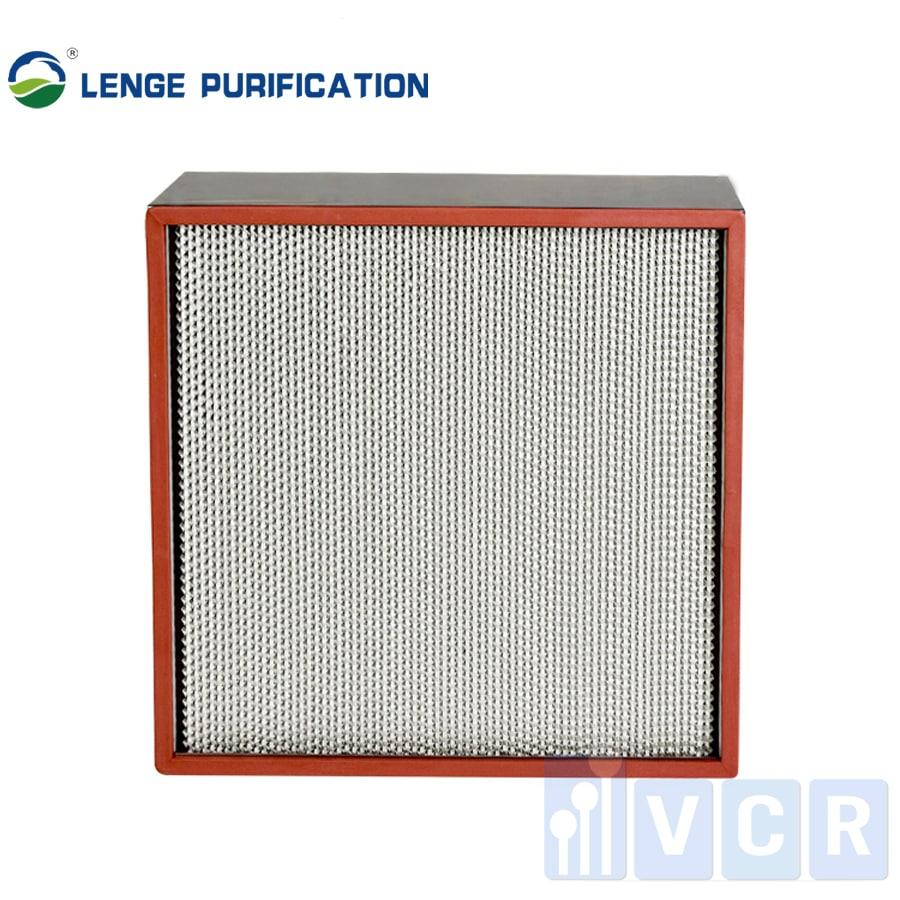 High Temperature-Resistant Separator HEPA Filter | Bộ lọc Hepa phân tách chịu nhiệt độ cao