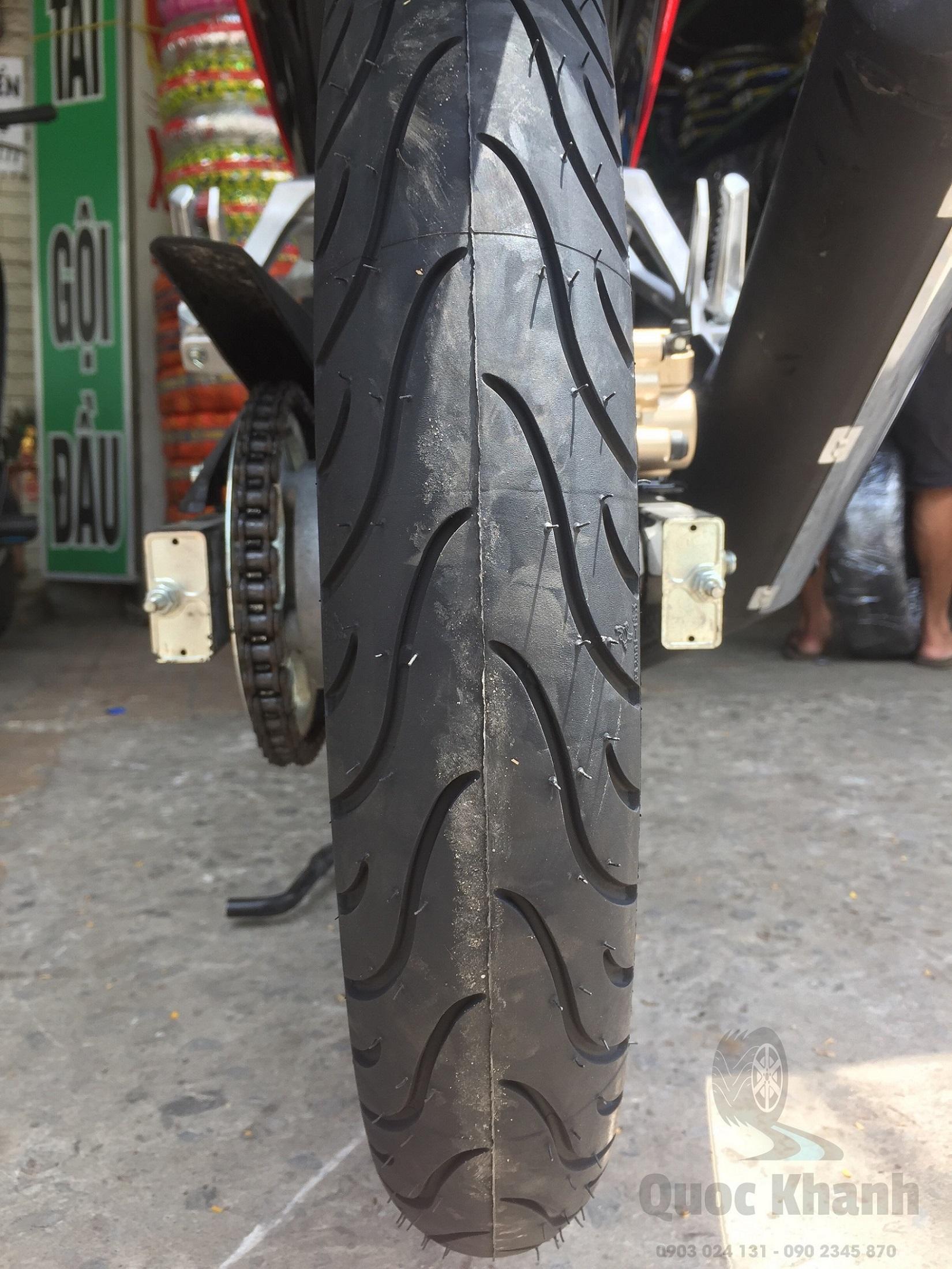 Michelin Pilot Street 70/90-17 TT dùng ruột