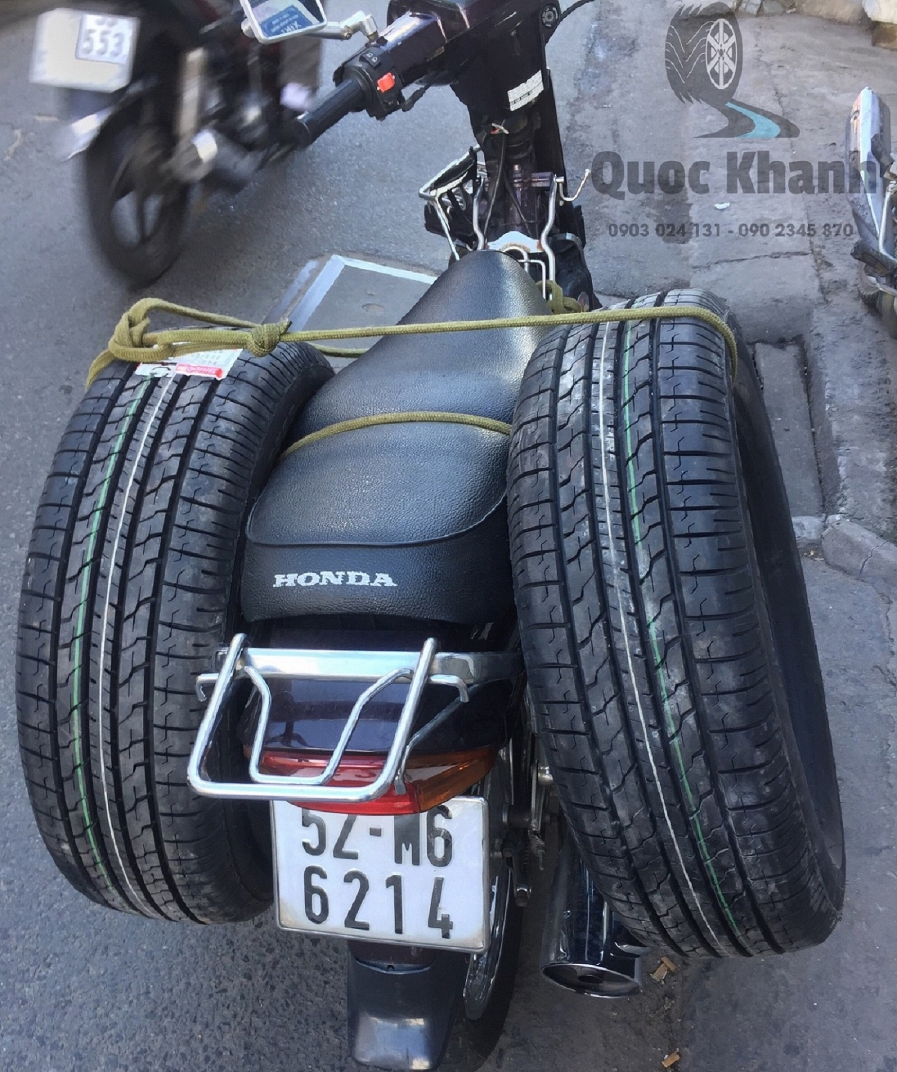 Bridgestone 205/65-15 TL