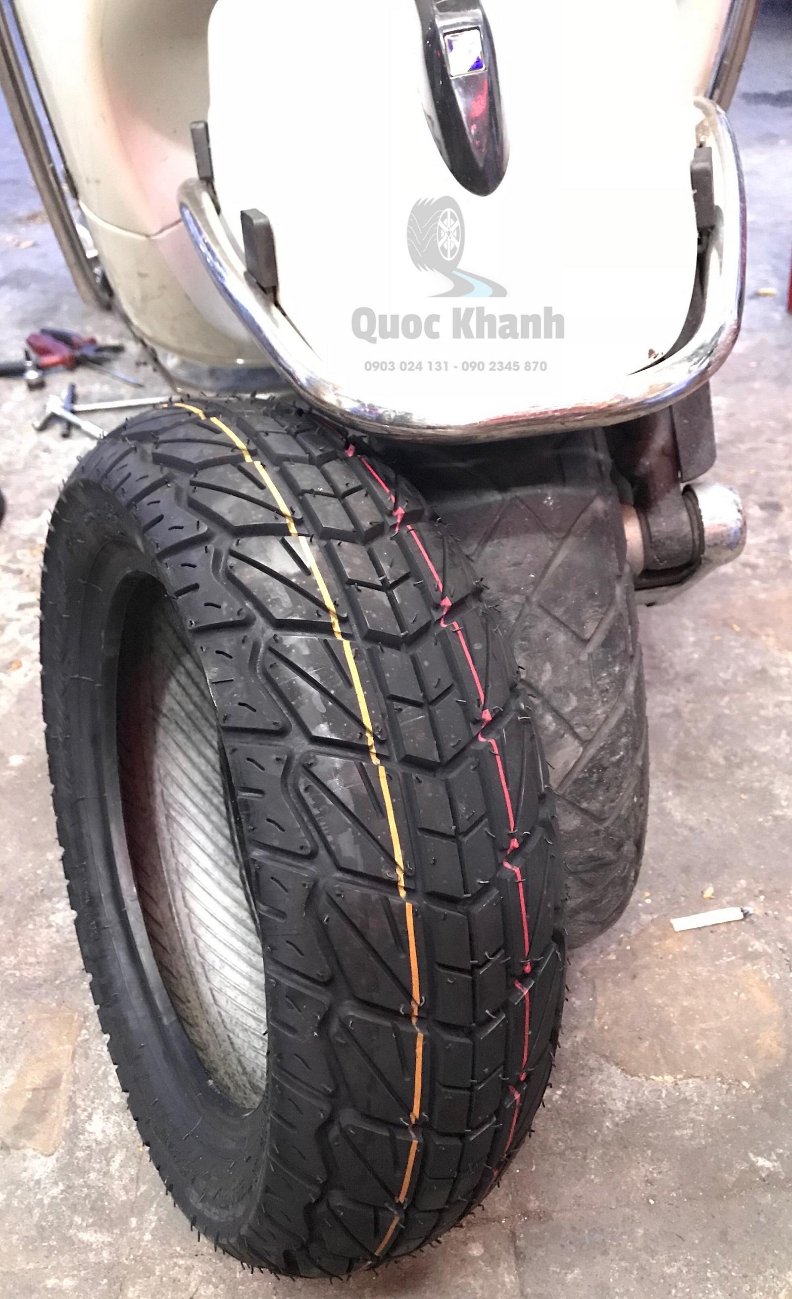 Quick Thái 120/70-10 TL LX