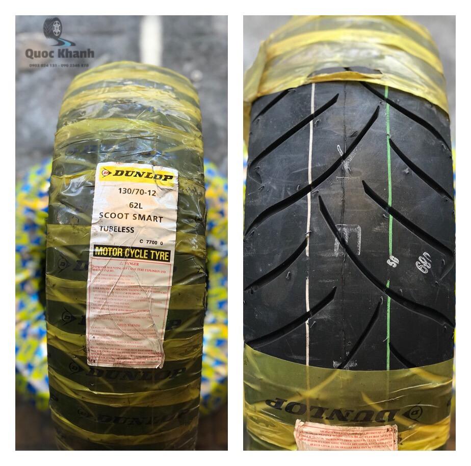 Dunlop 130/70-12 MSX, GTS