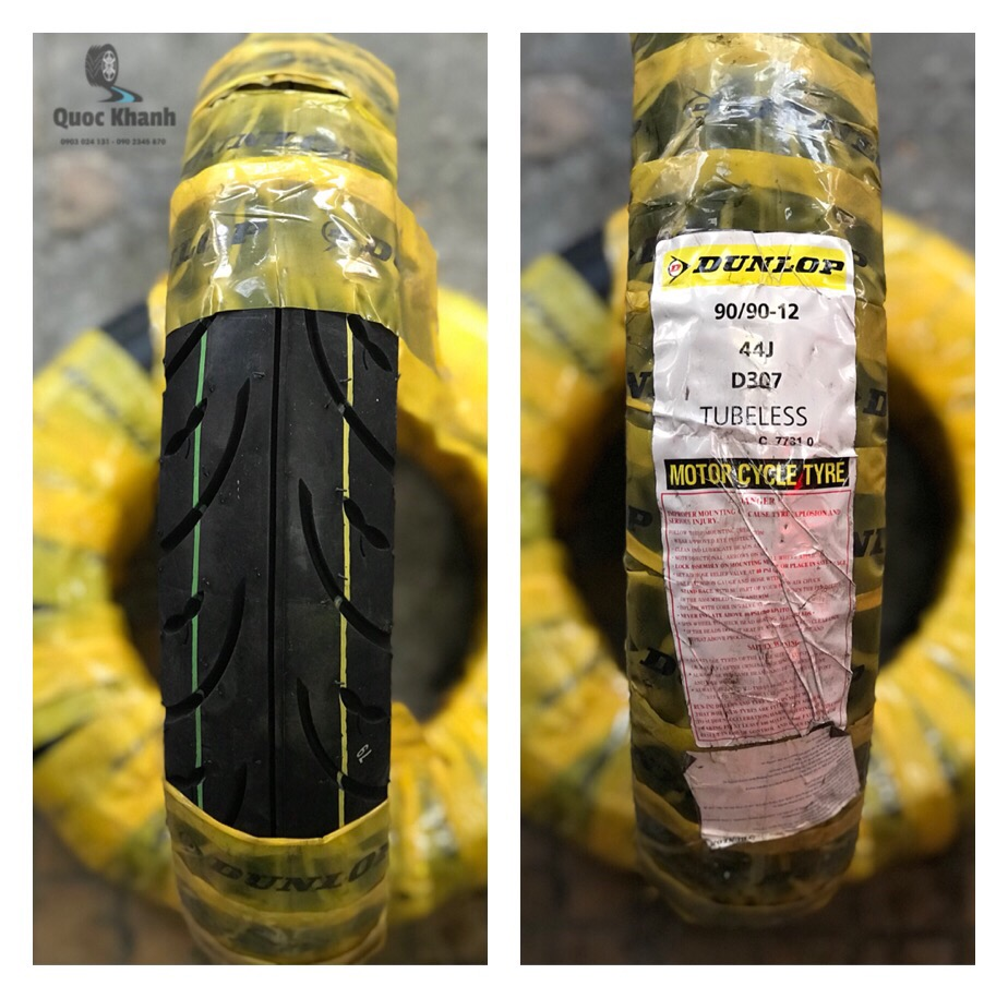 Dunlop 90/90-12 Lead, Nozza