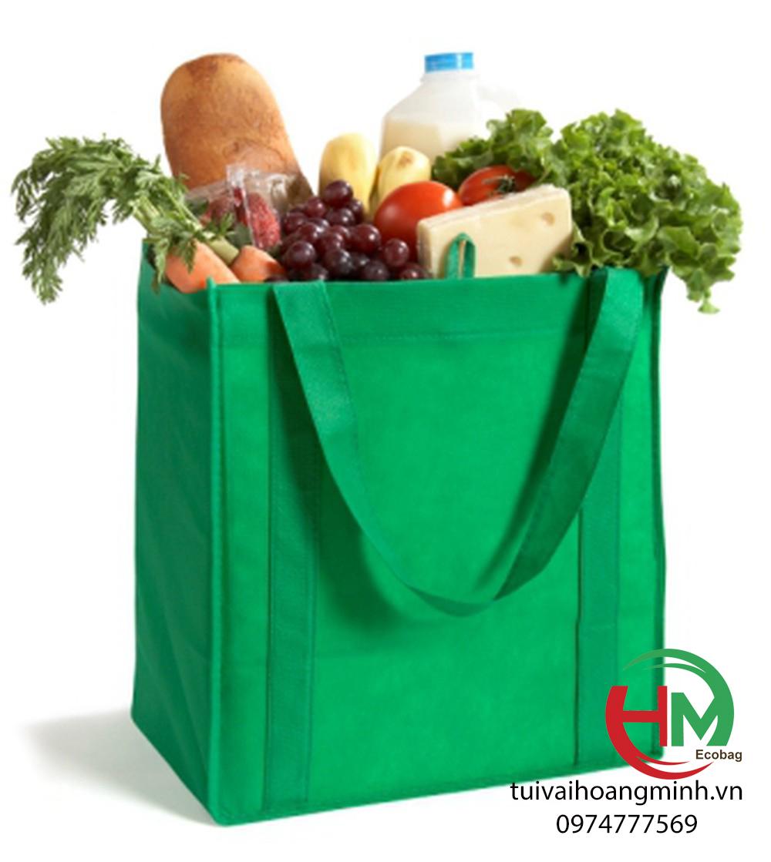 Túi vải đi chợ