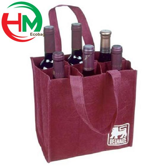 Mẫu túi đựng rượu 8
