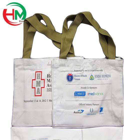 Túi vải quà tặng, hội nghị 1