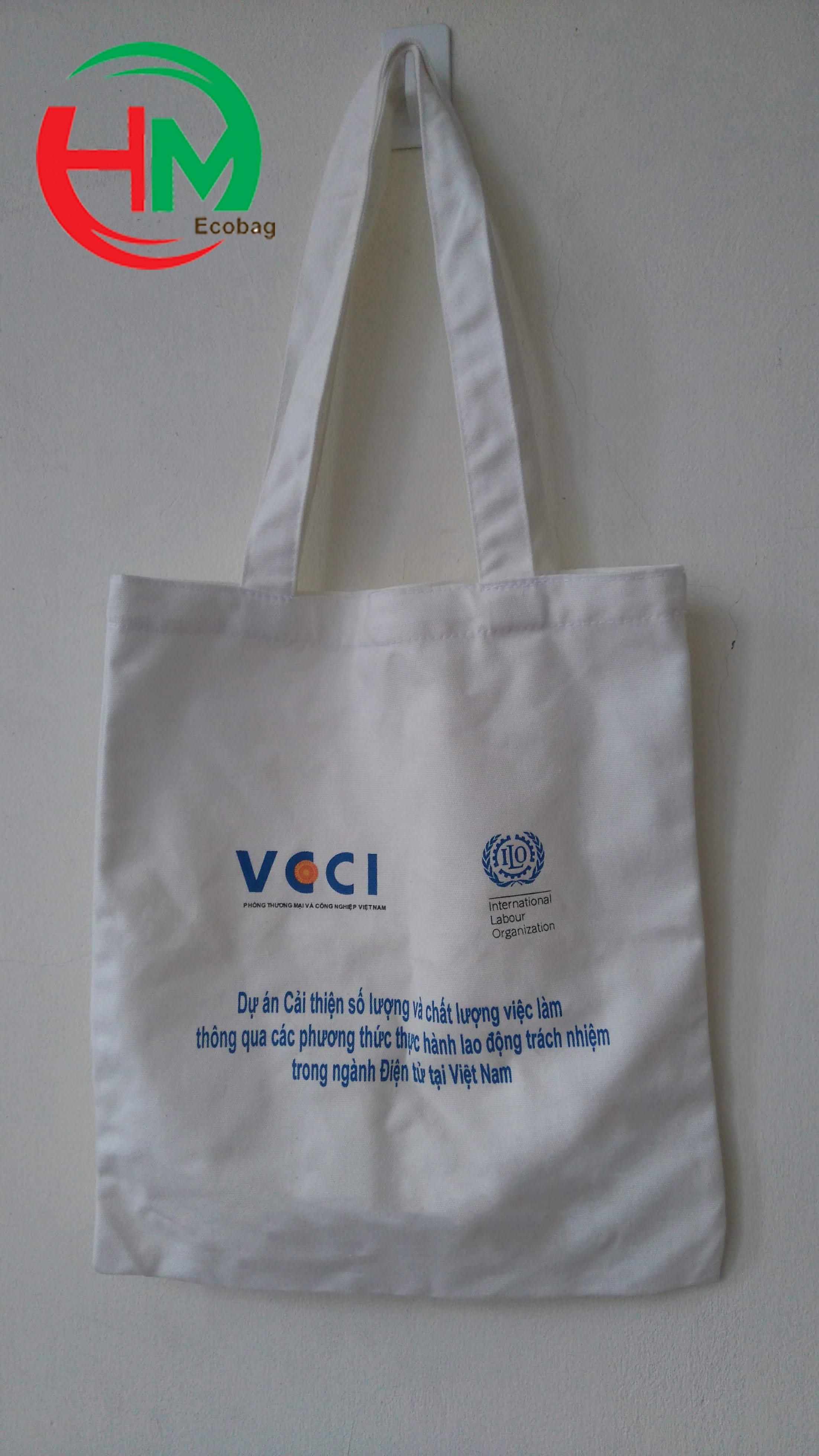 Túi vải quà tặng, hội nghị 8