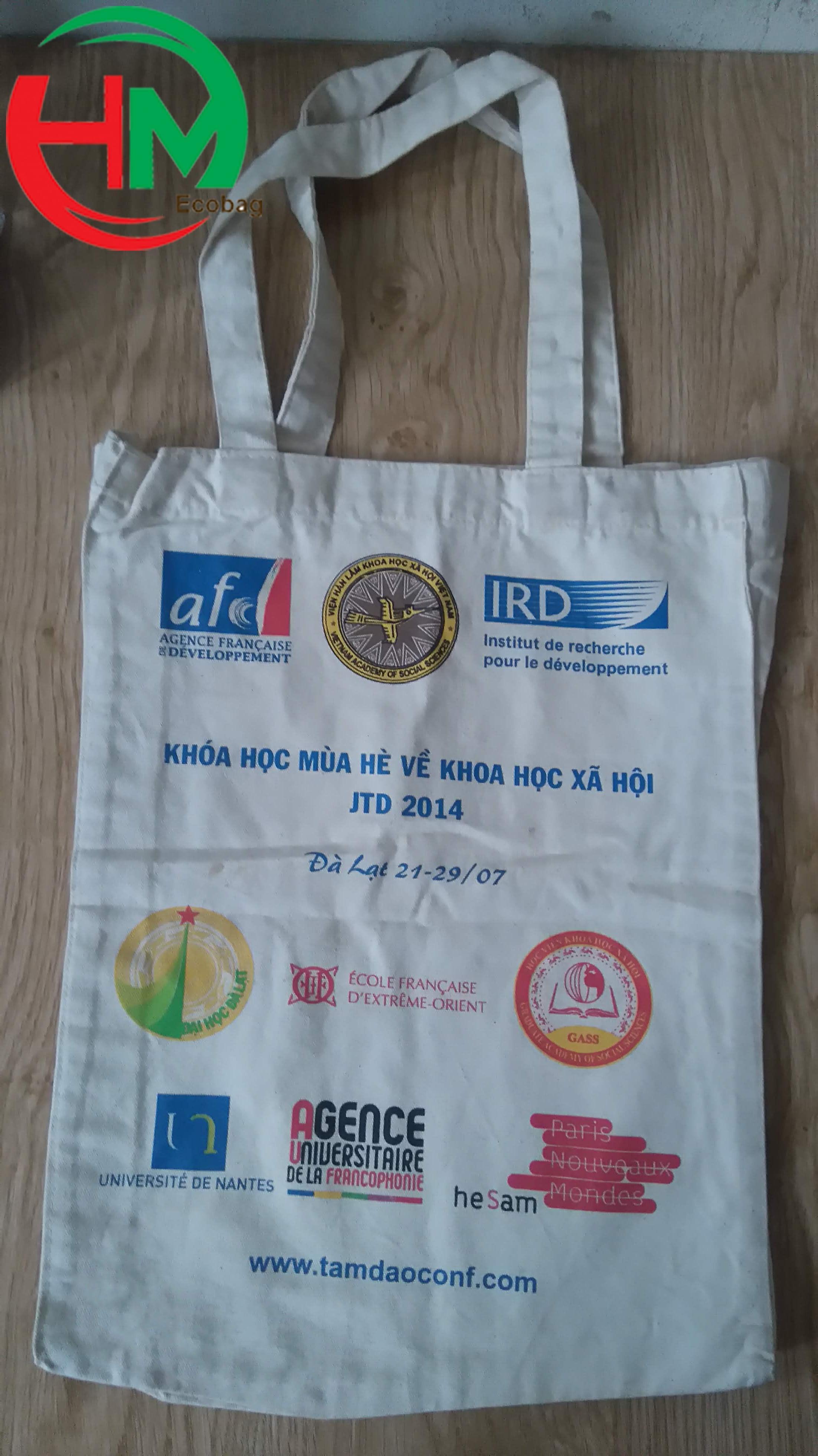 Túi vải quà tặng, hội nghị 7