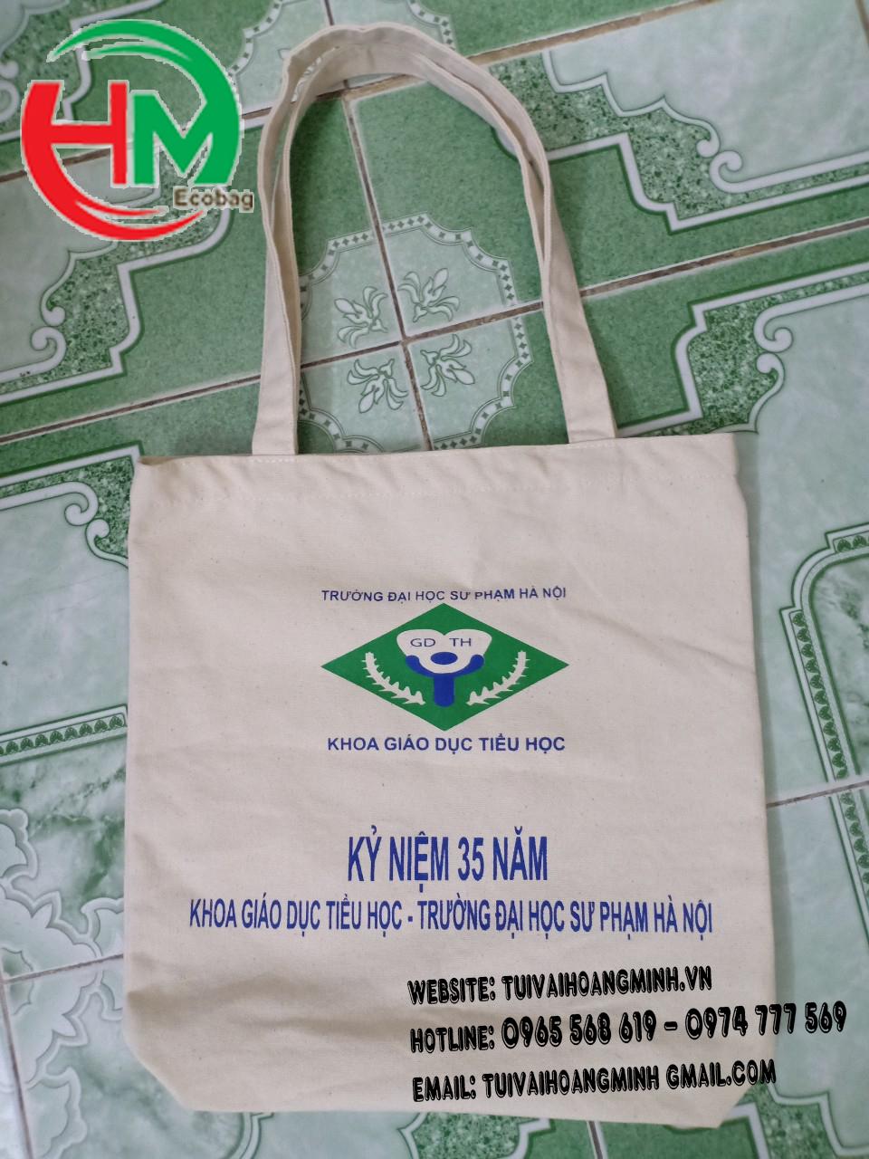 Túi vải quà tặng, hội nghị 2