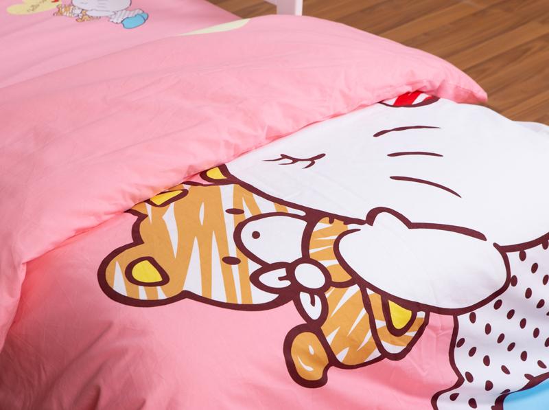 Bộ chăn ga gối Baby - Hello Kitty