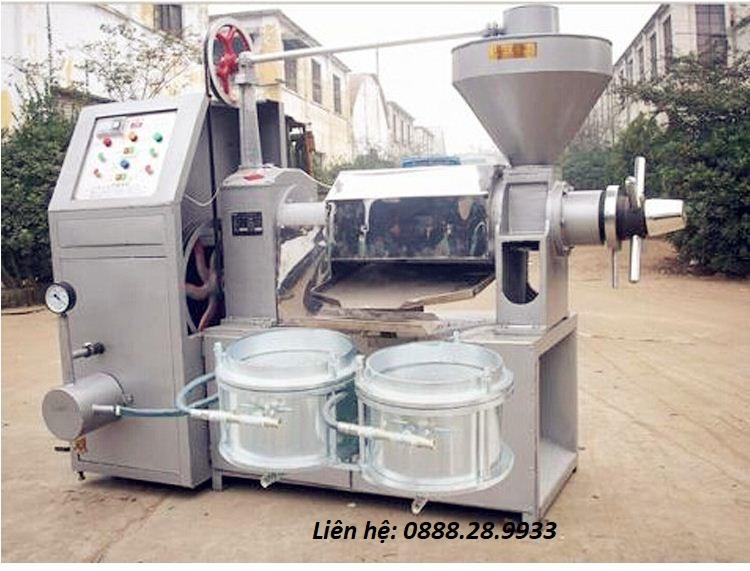 Máy ép dầu lạc 6YL-150A (18,5KW)
