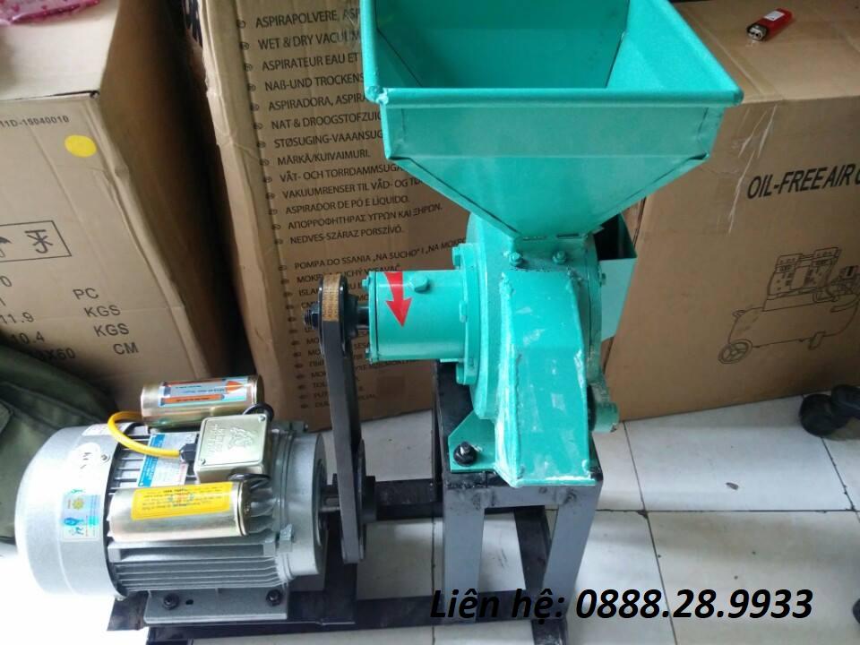 Máy xay nghiền bột mịn BQ-2018