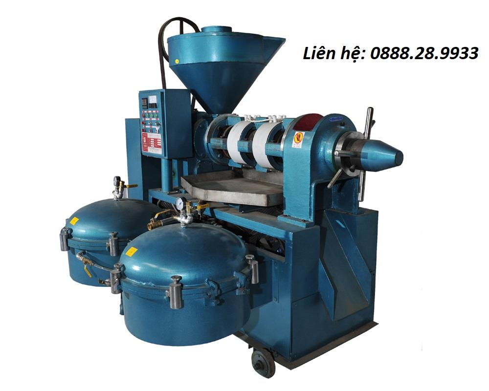 Máy ép dầu thực vật Guangxin YZLXQ10 (95)