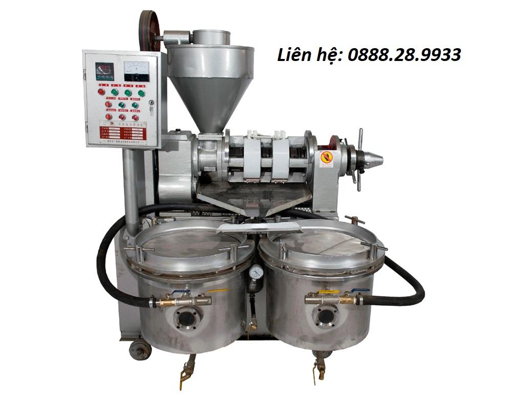 Máy ép dầu thực vật Guangxin YZYX90WZ