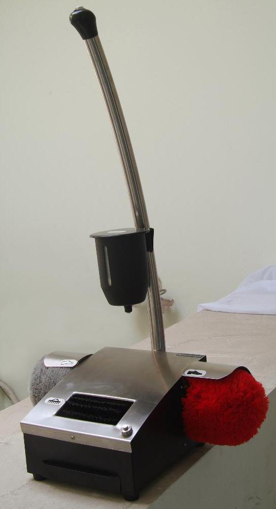 Máy đánh giầy Silroad CX-1125B