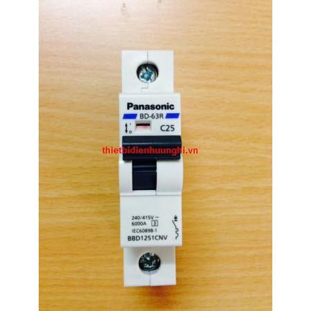 Cầu dao tự động Panasonic 1 tép 6A - 40A