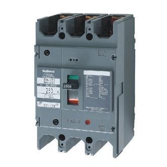 MCCB Panasonic 75A -100A ( Cầu dao tự động khối 3 cực 75A - 100A )
