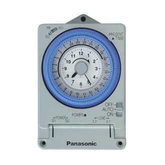 Công tắc hẹn giờ Panasonic TB-358 ( Công tắc đồng hồ không pin sạc )