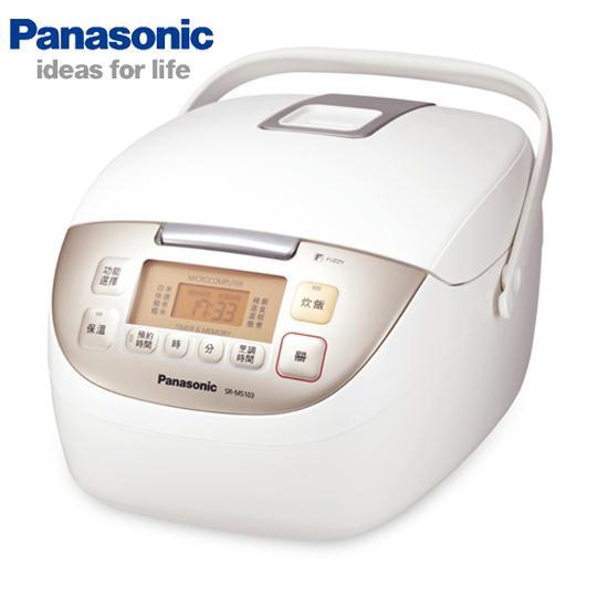 Nồi cơm điện Panasonic SR-MS103WRA