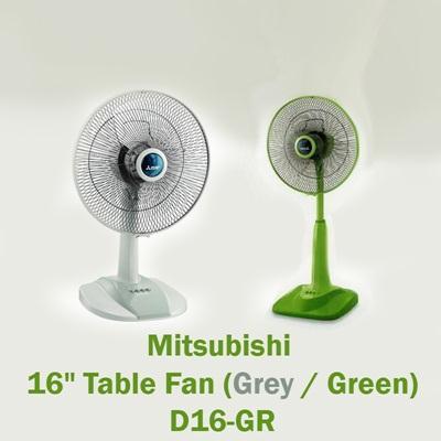 Quạt điện Mitsubishi D16-GT