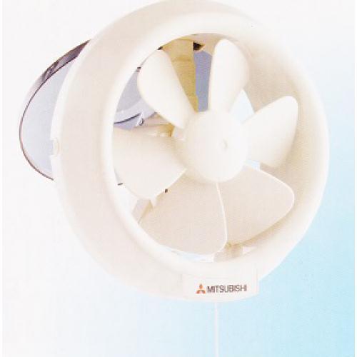 Quạt thông gió Mitsubishi V-20SL3T ( Quạt hút gió cho vách kính 370CMH )