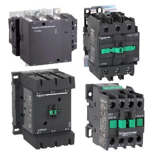Contactor SCHNEIDER Easypact LC1E1210M5