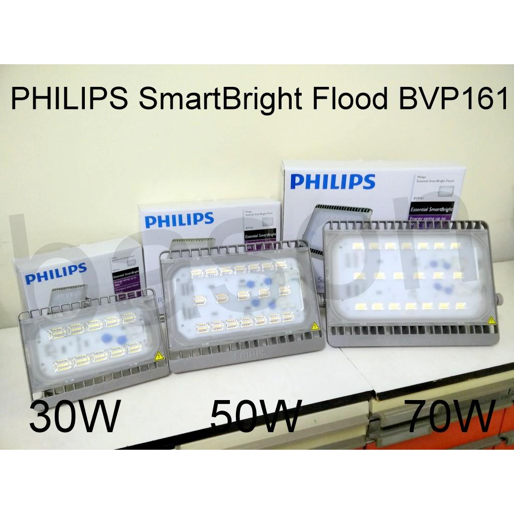 Đèn pha Led Philips Essential BVP161-50W