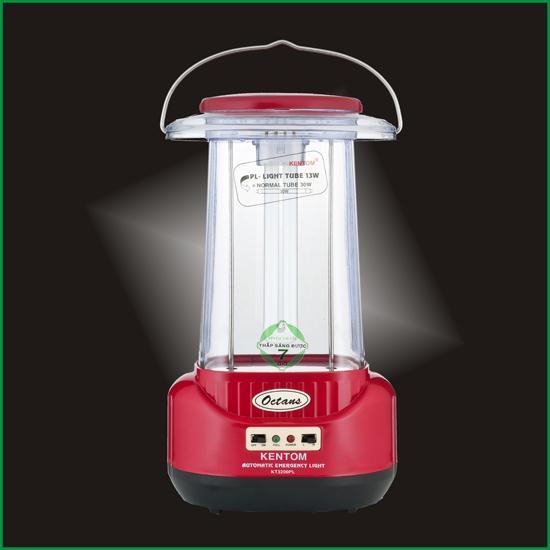 Đèn sạc KenTom KT-3200PL