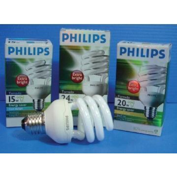Bóng compact Philips xoắn 20W ( Bóng đèn huỳnh quang Philips 20W chân E27 )
