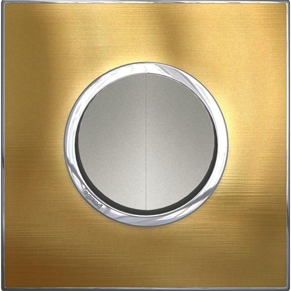 Bộ 2 thiết bị LEGRAND Arteor phím tròn.