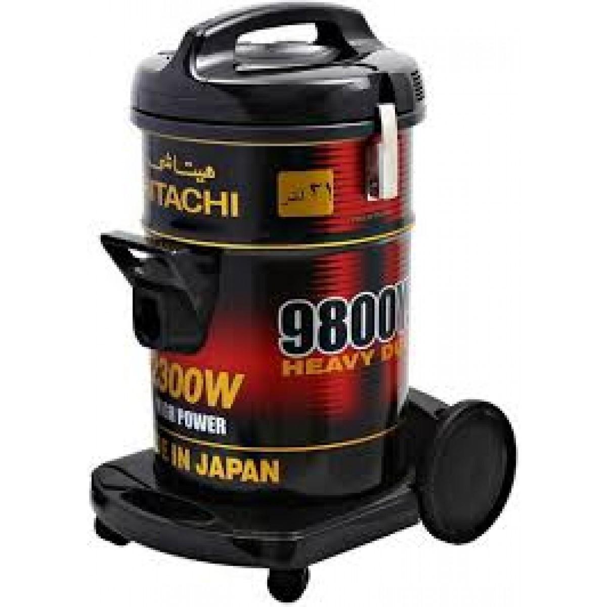 Máy hút bụi Hitachi CV-9800YJ ( Máy hút bụi thùng công nghiệp 2300W )