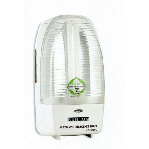 Đèn sự cố KenTom KT2300 ( Đèn khẩn cấp KenTom KT2300 cảm biến quang, gắn tường )