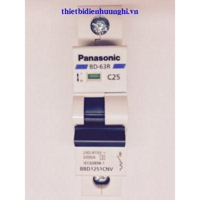 Cầu dao tự động Panasonic 1 tép 50A - 63A